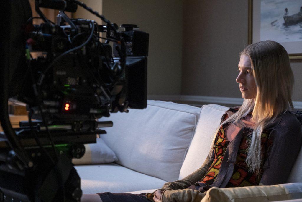 Hunter Schafer as Jules in HBO's EUPHORIA