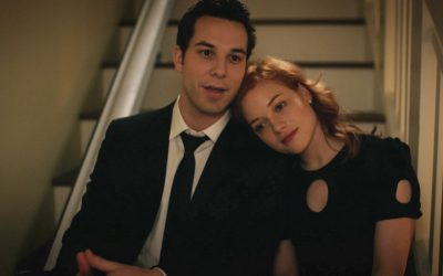 Skylar Astin as Max, Jane Levy as Zoey in NBC's ZOEY'S EXTRAORDINARY PLAYLIST