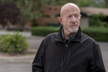 Jonathan Banks as Mike Ehrmantraut - Better Call Saul