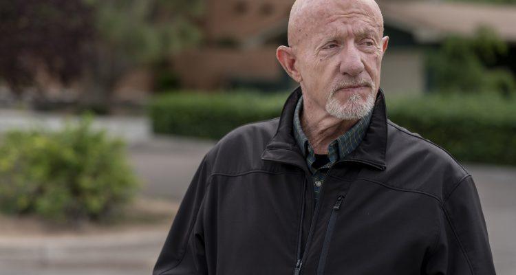 Jonathan Banks as Mike Ehrmantraut - Better Call Saul