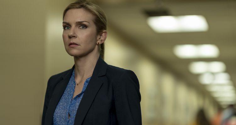 "Rhea Seehorn as Kim Wexler in ""Better Call Saul"""