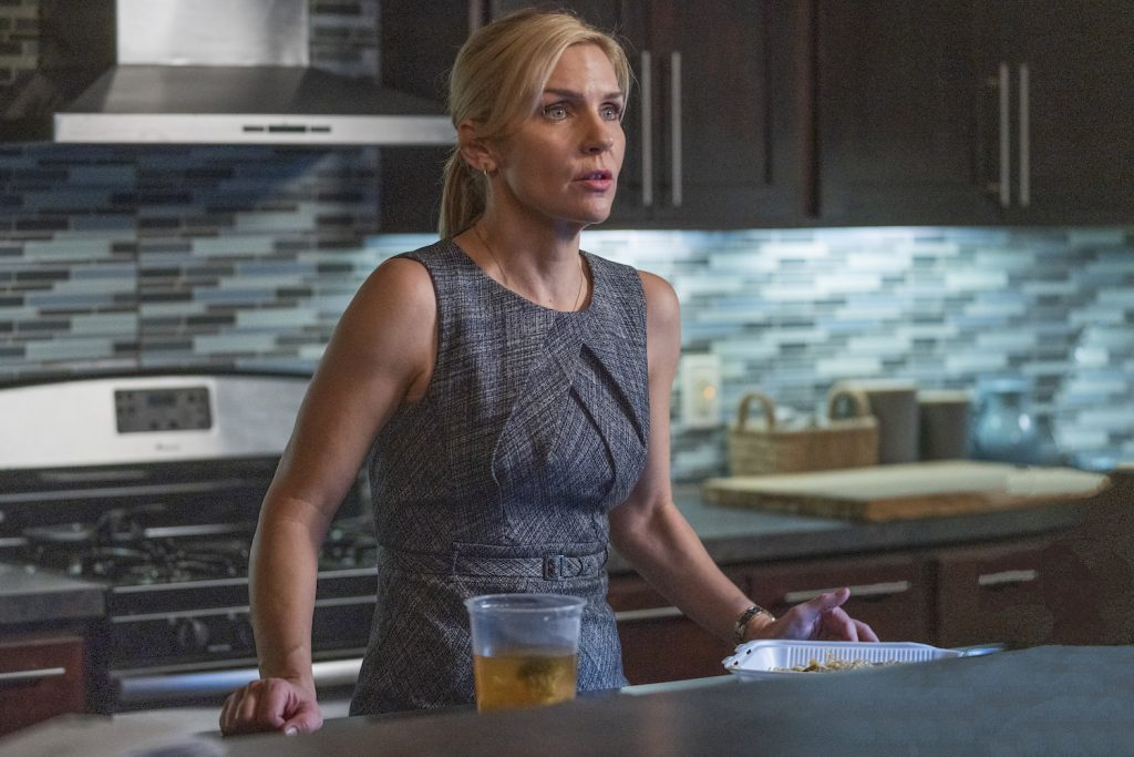 "Rhea Seehorn as Kim Wexler in ""Better Call Saul"""