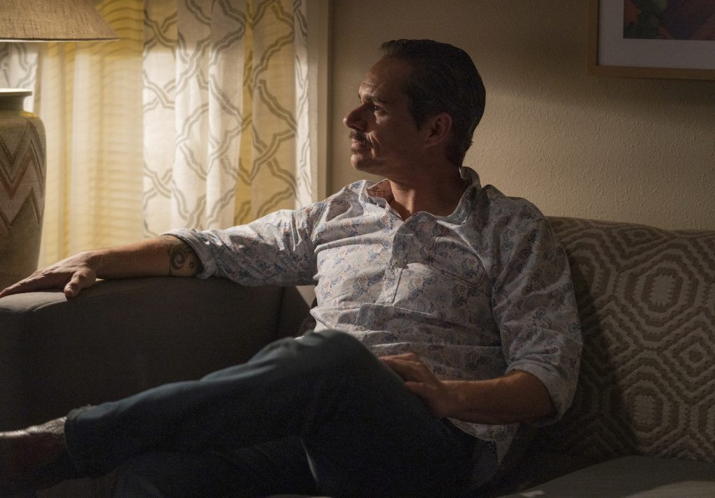 "Tony Dalton as Lalo Salamanca in ""Better Call Saul"""