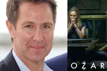 OZARK Showrunner Chris Mundy