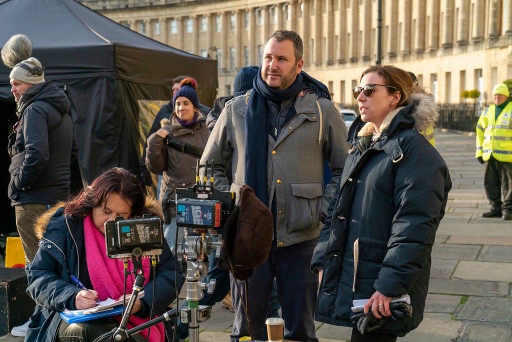 Executive Producer Chris Van Dusen Behind the Scenes on Netflix's BRIDGERTON