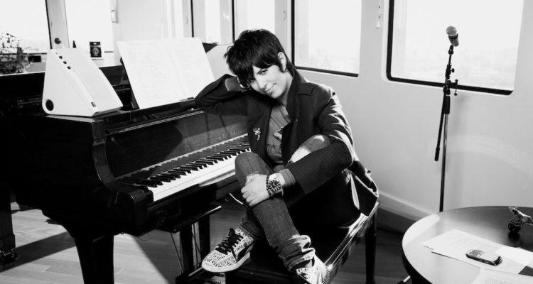 Diane Warren at Piano