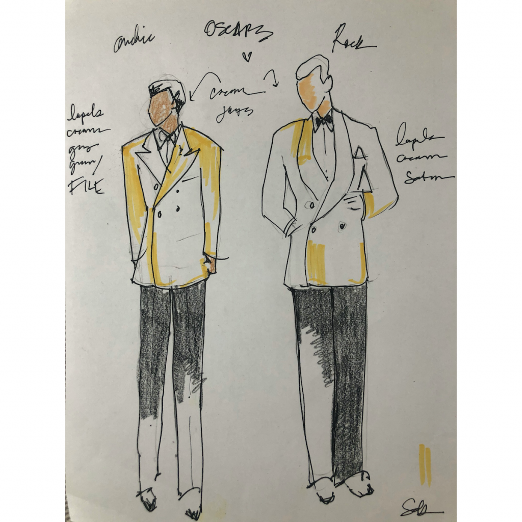 Costume Design for Netflix's HOLLYWOOD by Lou Eyrich & Sarah Evelyn