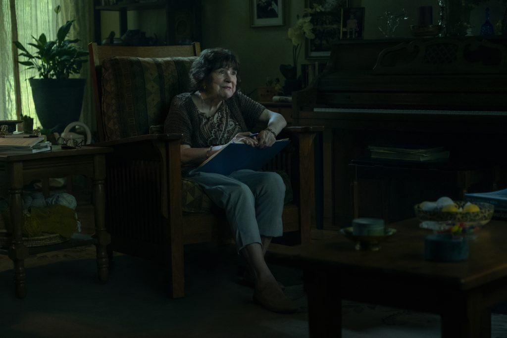 Marquise Burke as Sue Shelby in OZARK