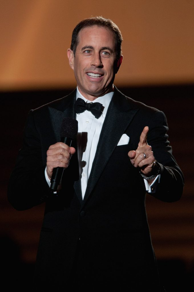 Two tickets to Jerry Seinfeld's July 31 Vegas Stand Up Performance