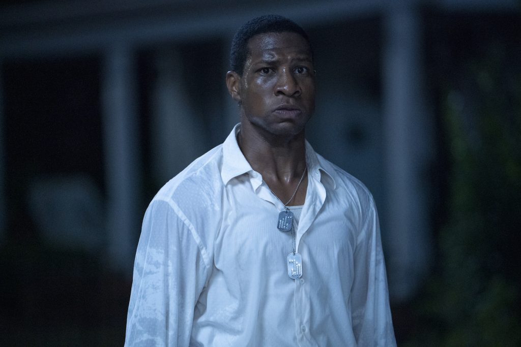 Jonathan Majors in HBO's LOVECRAFT COUNTRY