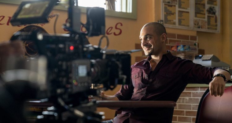 Behind-the-scenes with Michael Mando (Nacho Varga) on BETTER CALL SAUL