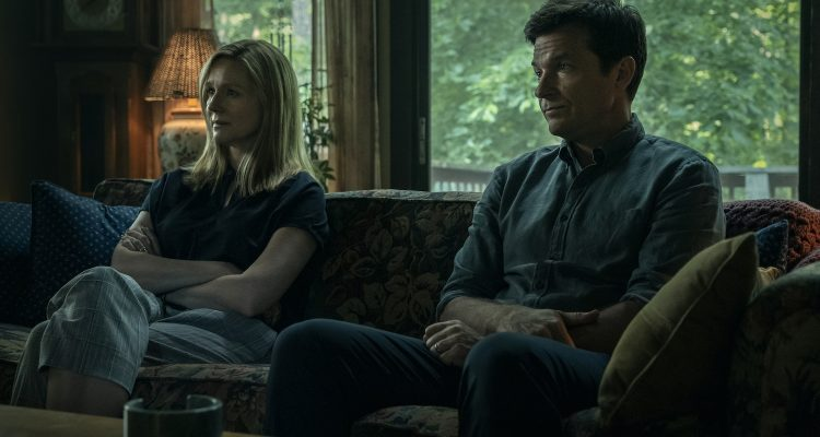 Laura Linney and Jason Bateman in OZARK