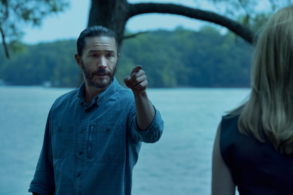 Tom Pelphrey on OZARK