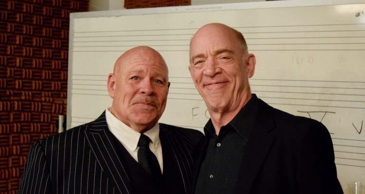 UBU Project Founder David Simmons and Academy Award-winning Actor JK Simmons